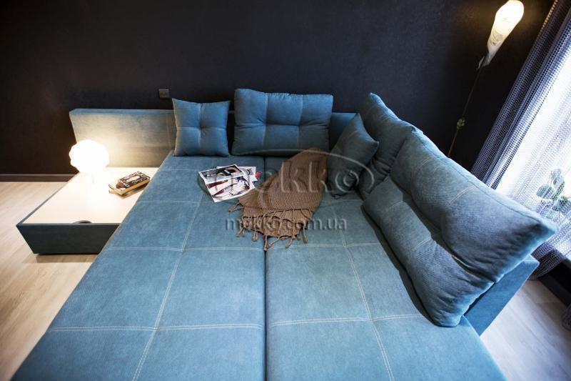 Кутовий диван з поворотним механізмом (Mercury) Меркурій ф-ка Мекко (Ортопедичний) - 3000*2150мм  Новомиргород-3
