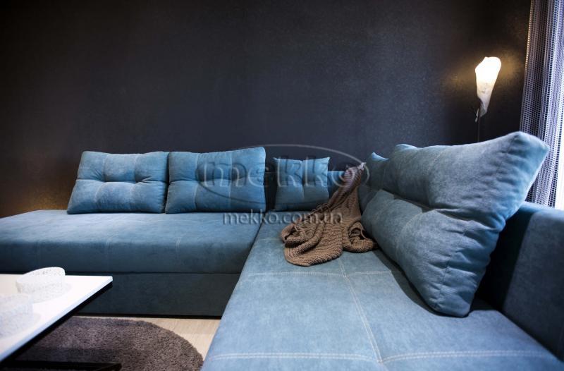 Кутовий диван з поворотним механізмом (Mercury) Меркурій ф-ка Мекко (Ортопедичний) - 3000*2150мм  Новомиргород-5