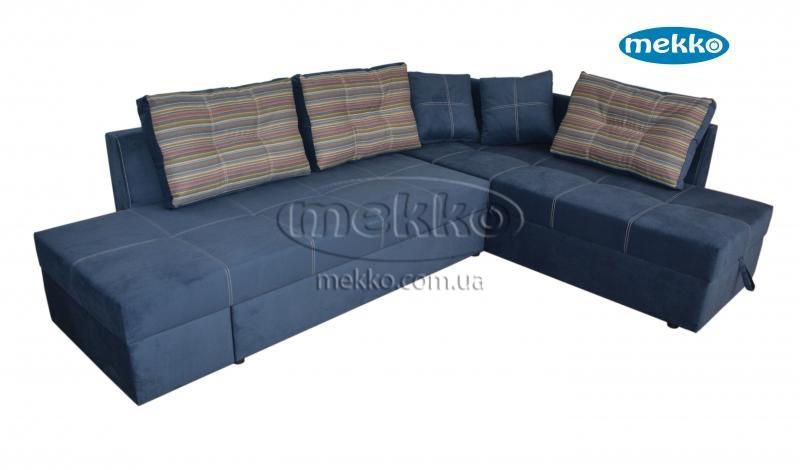 Кутовий диван з поворотним механізмом (Mercury) Меркурій ф-ка Мекко (Ортопедичний) - 3000*2150мм  Новомиргород-13