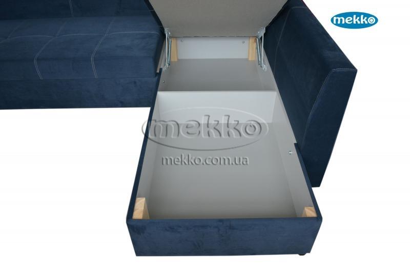 Кутовий диван з поворотним механізмом (Mercury) Меркурій ф-ка Мекко (Ортопедичний) - 3000*2150мм  Новомиргород-20