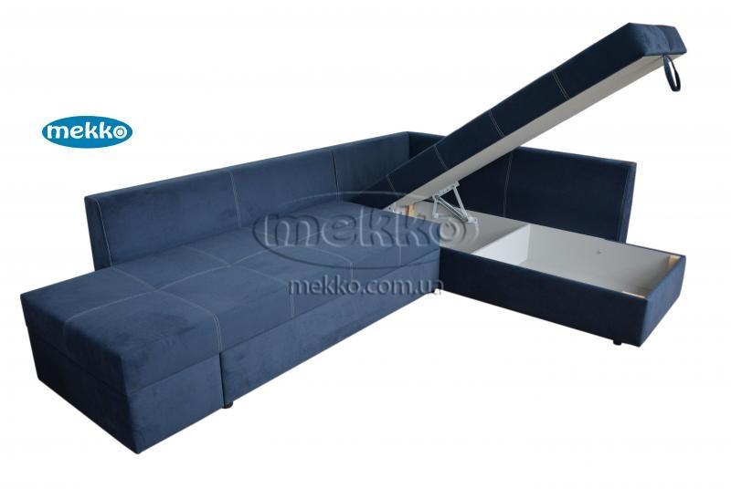 Кутовий диван з поворотним механізмом (Mercury) Меркурій ф-ка Мекко (Ортопедичний) - 3000*2150мм  Новомиргород-14