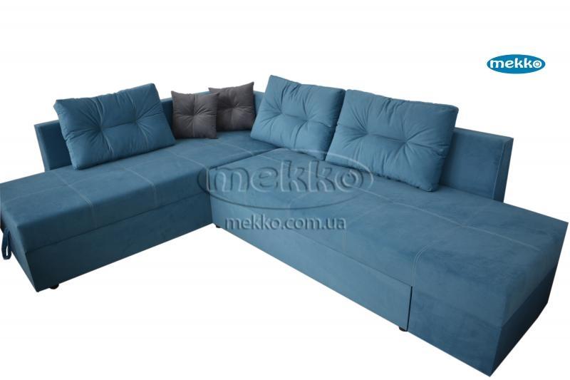 Кутовий диван з поворотним механізмом (Mercury) Меркурій ф-ка Мекко (Ортопедичний) - 3000*2150мм  Новомиргород-10