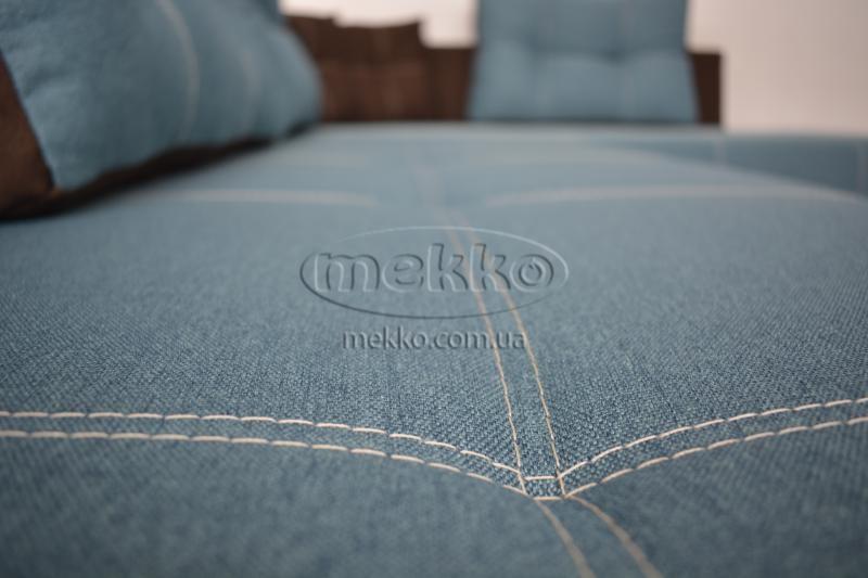 Кутовий диван з поворотним механізмом (Mercury) Меркурій ф-ка Мекко (Ортопедичний) - 3000*2150мм  Новомиргород-9