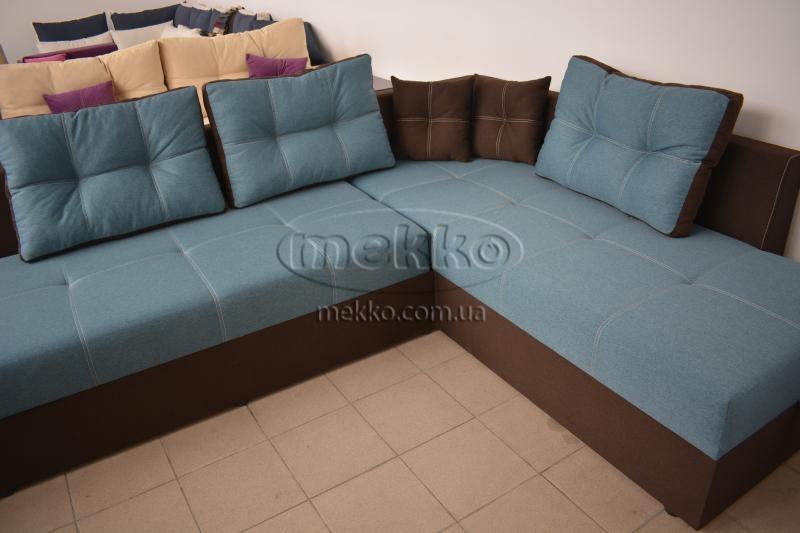 Кутовий диван з поворотним механізмом (Mercury) Меркурій ф-ка Мекко (Ортопедичний) - 3000*2150мм  Новомиргород-8